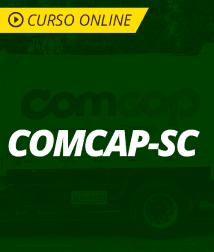 Português para os Cargos de Nível Médio da COMCAP-SC