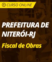 Português para Prefeitura de Niterói - RJ - Fiscal de Obras