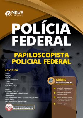 Apostila Papiloscopista da Polícia Federal (PF) 2020