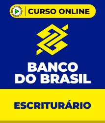 Curso para Banco do Brasil - Escriturário
