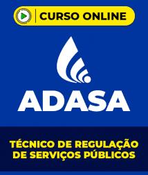 Matemática e Raciocínio Lógico para ADASA - Técnico de Regulação de Serviços Públicos