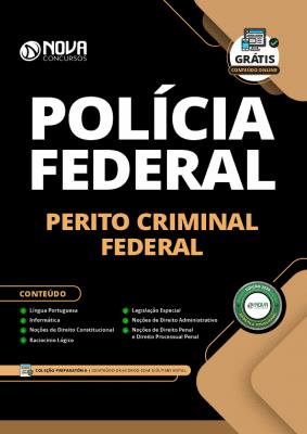 Apostila Policia Federal 2020 - Comum a Todas as Áreas de Perito Criminal Federal (Áreas 1, 2, 3, 4, 5, 6, 7, 9, 12 e 14)