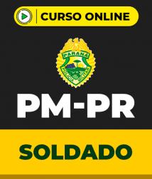 Matemática para PM-PR - Soldado