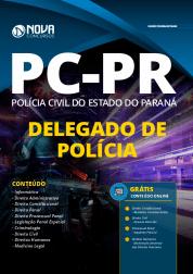 Apostila PC-PR - 2020 - Delegado de Polícia