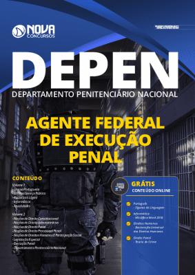 Apostila DEPEN PDF 2020 - Agente Federal de Execução Penal
