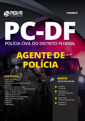 Apostila PC-DF 2020 - Agente de Polícia