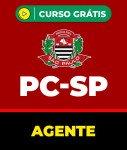 Curso Grátis PC-SP - Agente