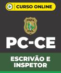 Curso Escrivão e Inspetor PC-CE