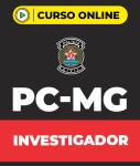 Curso PC-MG Investigador (pós-edital)