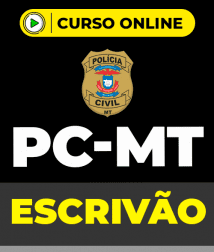 Curso Escrivão PC-MT