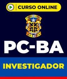 Curso Investigador PC-BA