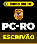 Curso Escrivão PC-RO