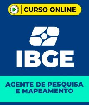 Curso IBGE - Agente de Pesquisa e Mapeamento