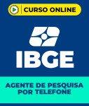 Curso IBGE - Agente de Pesquisa por Telefone