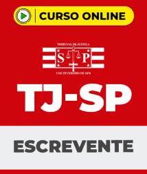Curso TJ-SP - Escrevente