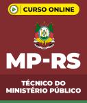 Curso MP-RS - Técnico do Ministério Público