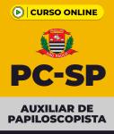 Curso PC-SP - Auxiliar de Papiloscopista