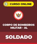 Curso Corpo de Bombeiros Militar - AL - Soldado