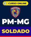 Curso Grátis PM-MG - Soldado