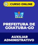 Curso Prefeitura de Goiatuba - GO - Auxiliar Administrativo