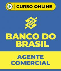 Curso Grátis Banco do Brasil - Escriturário - Agente Comercial