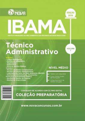 apostila gratis tecnico administrativo ibama