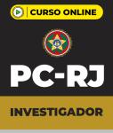Curso PC-RJ - Investigador Policial (pós-edital)