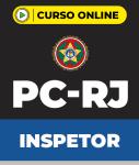 Curso PC-RJ - Inspetor de Polícia (pós-edital)