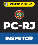 Curso Grátis PC-RJ - Inspetor de Polícia
