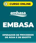 Curso EMBASA - Operador de Processos de Água e de Esgoto