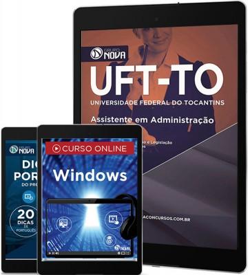 Download Apostila UFT - TO Pdf - Assistente em Administração