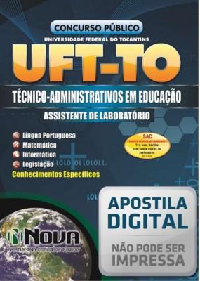 Técnico-Administrativos em Educação - Assistente de Laboratório