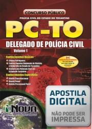 Delegado de Polícia Civil