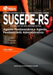 Download Apostila SUSEPE Pdf - Agente Penitenciário