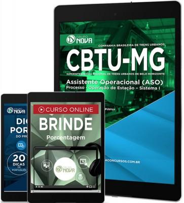 Download Apostila CBTU - Assistente Operacional