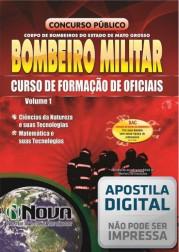 Bombeiro - CFO - Curso de Formação de Oficiais