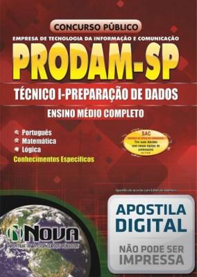 Técnico I - Preparação de Dados