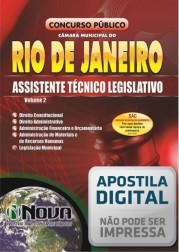 Assistente Técnico Legislativo