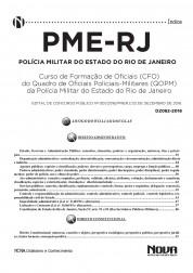 Apostila PMERJ - Curso de Formação de Oficiais