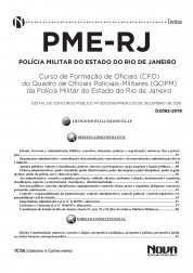 Download Apostila PMERJ Pdf - Curso de Formação de Oficiais