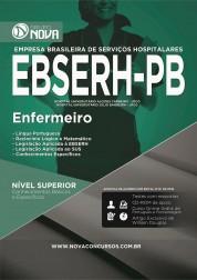 Apostila EBSERH - PB – Enfermeiro