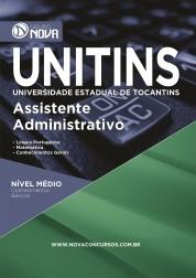 Download Apostila Unitins Pdf - Assistente Administrativo