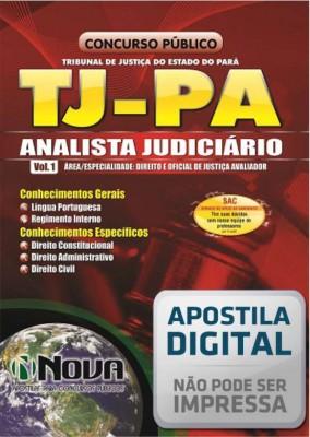 Analista Judiciário - Área/Especialidade: Direito e Oficial de Justiça Avaliador