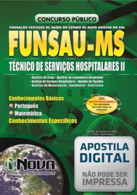 Técnico de Serviços Hospitalares II