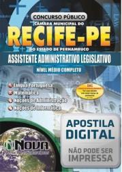 Assistente Administrativo Legislativo