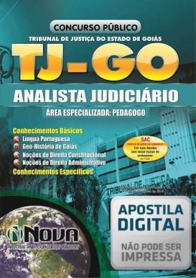 Analista Judiciário - Área Pedagogo