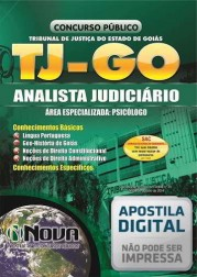 Analista Judiciário - Área Psicólogo