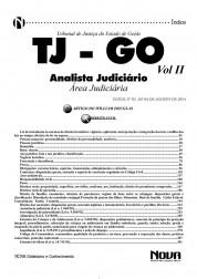 Analista Judiciário - Área Judiciária