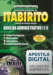 Auxiliar Administrativo I e II
