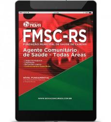 Agente Comunitário de Saúde (Digital)